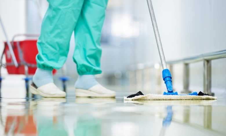 Cleaning of Healthcare Environments